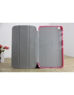 Husa protectie Smart Cover pentru Samsung Galaxy Tab 3 8.0 T310/311 - alba
